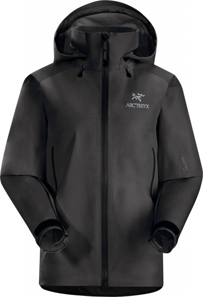 ARC'TERYX Arc'Teryx Womens Beta Ar Jacket Black - (17/18)