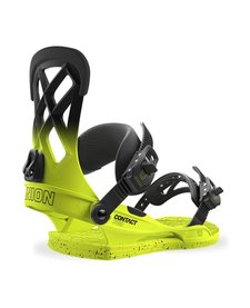 Union Mens Contact Pro Snowboard Binding Volt Yellow - (17/18)