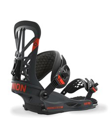 Union Mens Flite Pro Snowboard Binding Dark Grey - (17/18)