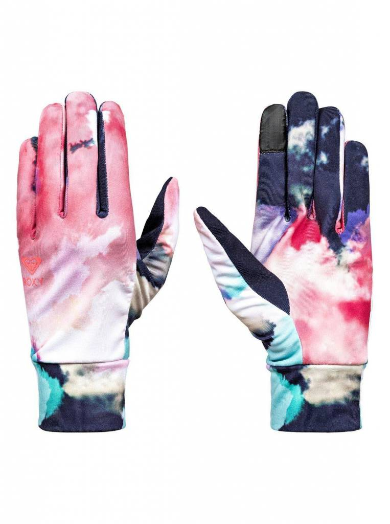 ROXY Roxy Womens Liner Gloves Cloud Nine -Nkn6 (17/18)