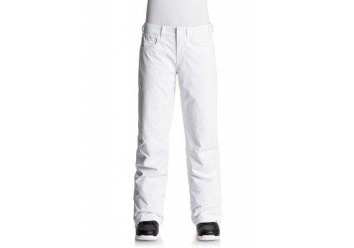 ROXY Roxy Womens Backyard Pant Bright White -Wbb0 (17/18)