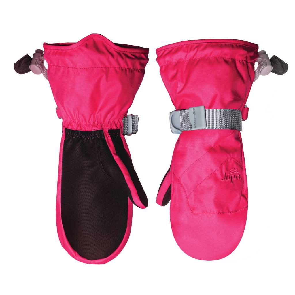 JUPA Jupa Girls Peyton Insulated Mitts Rose Flash -Pk211 (17/18)