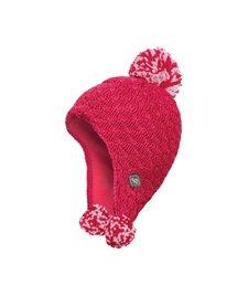 Jupa Girls Layla Knit Hat Rose Flash -Pk211 (17/18)
