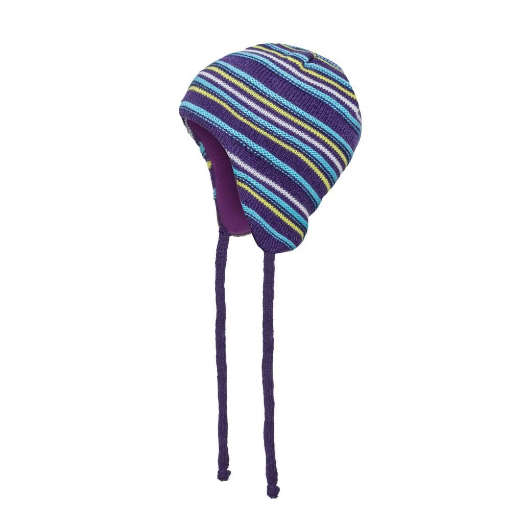 JUPA Jupa Girls Lysa Knit Hat Prism Violet -Pk226 (17/18)