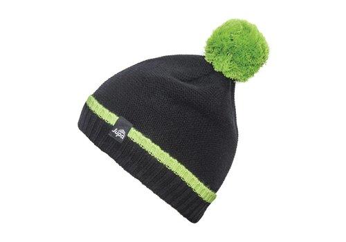 5116d38793e Jupa Boys Eddy Knit Hat Black -Bk001 (17 18)
