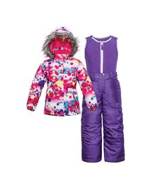 Jupa Girls Anastasia 2Pc Suit Multico Print -Mc-A4 (17/18)