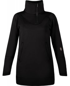 Indygena Womens Bero Top True Black -07000 (17/18)