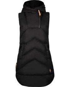 Indygena Womens Selimut Vest True Black -07000 (17/18)