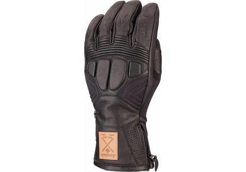 AUCLAIR Auclair Mens Snow Shark Glove Black/Black -8000 (17/18)