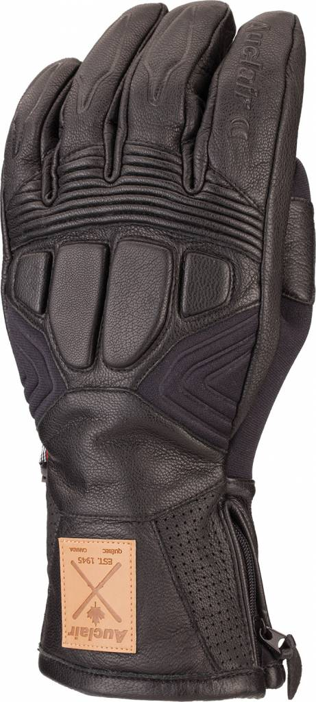 AUCLAIR Auclair Mens Snow Shark Glove Black/Black -8000 (17/18)