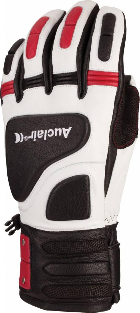 AUCLAIR Auclair Mens Derailer Glove White/Red -8104 (17/18)