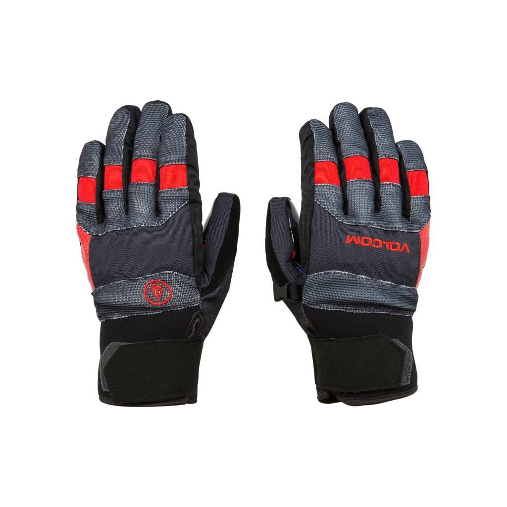 VOLCOM Volcom Mens Crail Glove Vintage Black -Vbk (17/18)