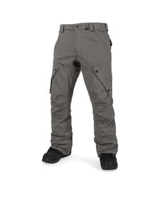 Volcom Mens Articulated Pnt Charcoal Grey -Chr (17/18)