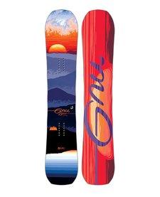 Gnu Womens B-Pro C3 Snowboard - (17/18)