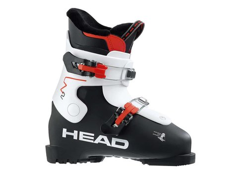HEAD Head Jr Z2 Ski Boot Blk/Wht - (17/18)