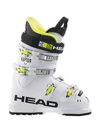 Head Jr Raptor 50 Ski Boot White - (17/18)