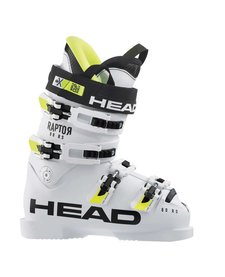Head Jr Raptor 80 Ski Boot White - (17/18)