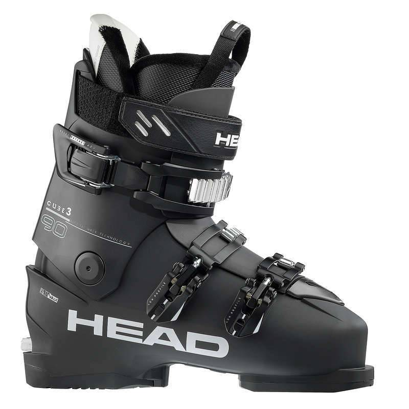 HEAD Head Mens Cube 3 90 Ski Boot Blk/Anth - (17/18)