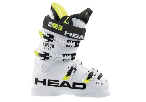 HEAD Head Jr Raptor 90 RS Ski Boot White - (17/18)