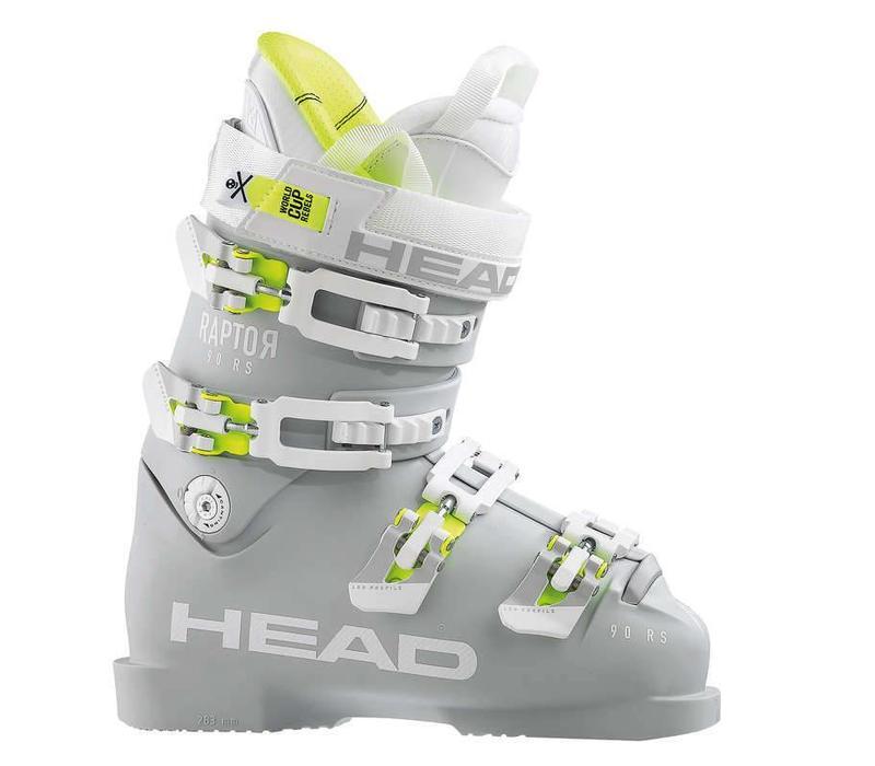 Head Womens Raptor 90 RS W Ski Boot Grey - (17/18)