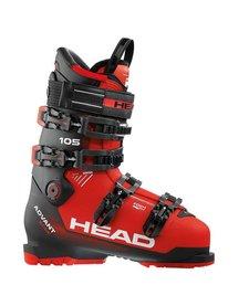 Head Mens Advant Edge 105 Ski Boot Red/Blk - (17/18)