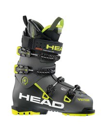 Head Mens Vector Evo 130S Ski Boot Anth/Blk/Yell - (17/18)
