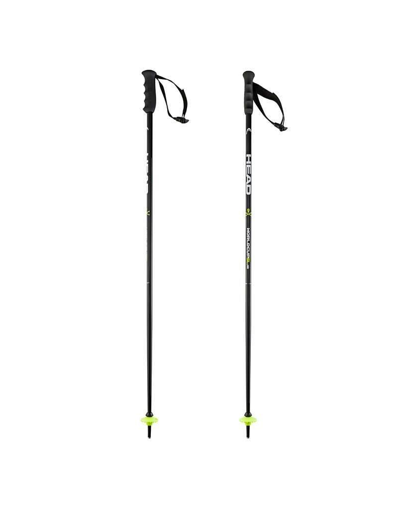 HEAD Head Worldcup SL Jr Ski Pole - (17/18)