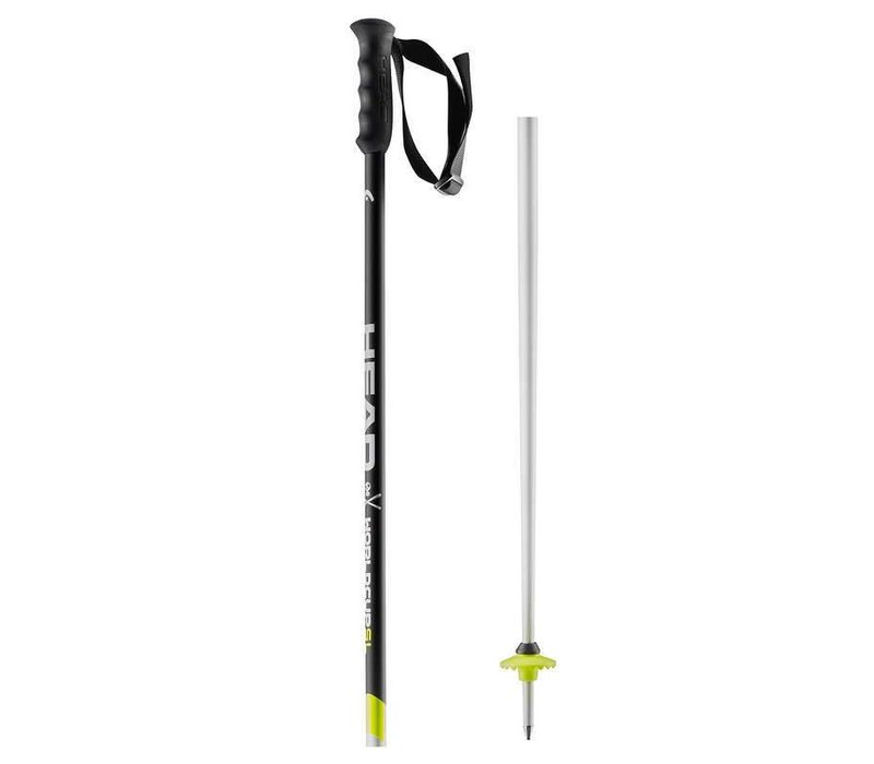 Head Worldcup SL Ski Pole - (17/18)