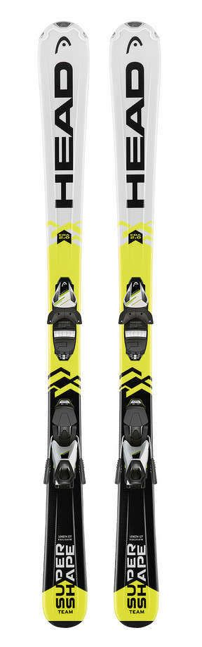 HEAD Head Jr Supershape Team Slr II Ski - (17/18)