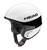 HEAD Head Stivot Race Carbon Helmet White/Black - (17/18)