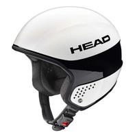 Head Stivot Race Carbon Helmet White/Black - (17/18)