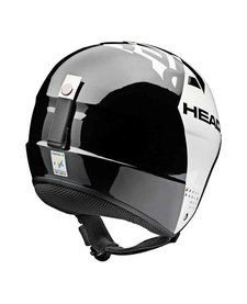 Head Stivot Race Carbon Helmet Rebels - (17/18)