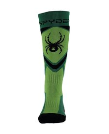 Spyder Boys Venture Sock 315 Amazon/Fresh/Black - (17/18)