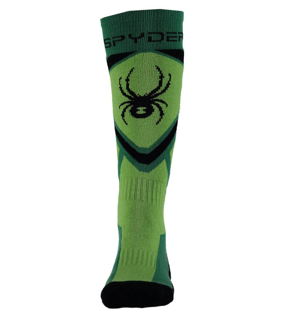 SPYDER Spyder Boys Venture Sock 315 Amazon/Fresh/Black - (17/18)