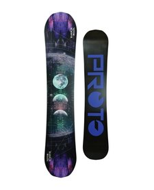 Never Summer Womens Proto Type Two Snowboard - (17/18)