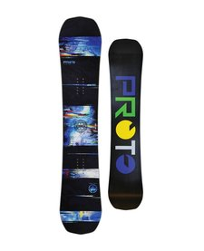 Never Summer Mens Proto Type Two Snowboard - (17/18)