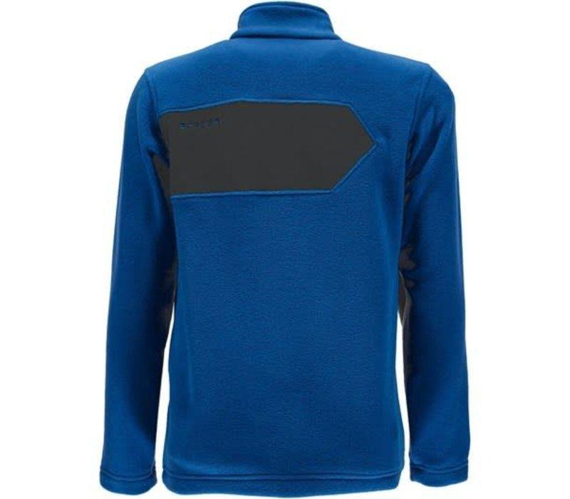 Spyder Boys Speed Fleece Top 434 French Blue/Polar - (17/18)
