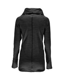 Spyder Womens Solitude Funnel T-Neck 001 Black - (17/18)