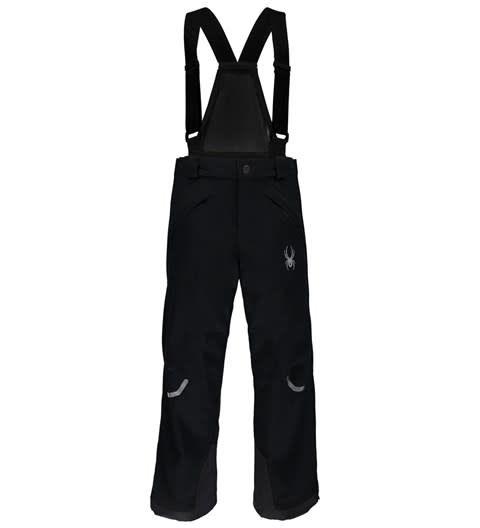SPYDER Spyder Boys Force Pant 016 Black/Black - (17/18)