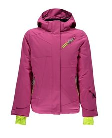 Spyder Girls Lola Jacket 678 Raspberry - (17/18)