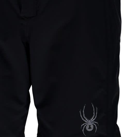 SPYDER Spyder Mens Training Short 001 Black - (17/18)