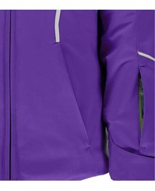Spyder Girls Tresh Jacket 514 Iris/Fresh/Burst - (17/18)