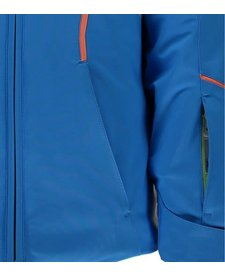 Spyder Girls Tresh Jacket 434 French Blue/Fresh/White - (17/18)