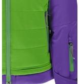 SPYDER Spyder Girls Moxie Jacket 321 Fresh/Iris - (17/18)