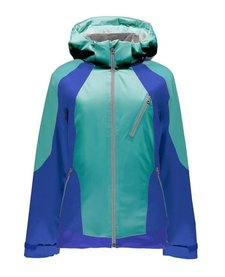 Spyder Womens Amp Jacket 449 Baltic/Baltic/Blue My Mind - (17/18)