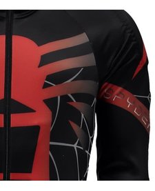 Spyder Boys Nine Ninety Race Suit 001 Black/Red/White - (17/18)