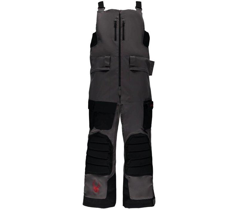 Spyder Mens Coach'S Bib Pant 001 Black/Black - (17/18)