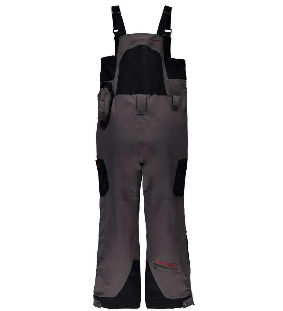 SPYDER Spyder Mens Coach'S Bib Pant 001 Black/Black - (17/18)