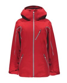 Spyder Womens Syncere Jacket 600 Red - (17/18)