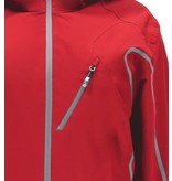 SPYDER Spyder Womens Syncere Jacket 600 Red - (17/18)
